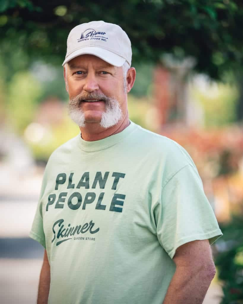 Jim Skinner - Landscaping Supervisor